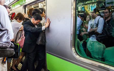 「埼京線 混む」の画像検索結果