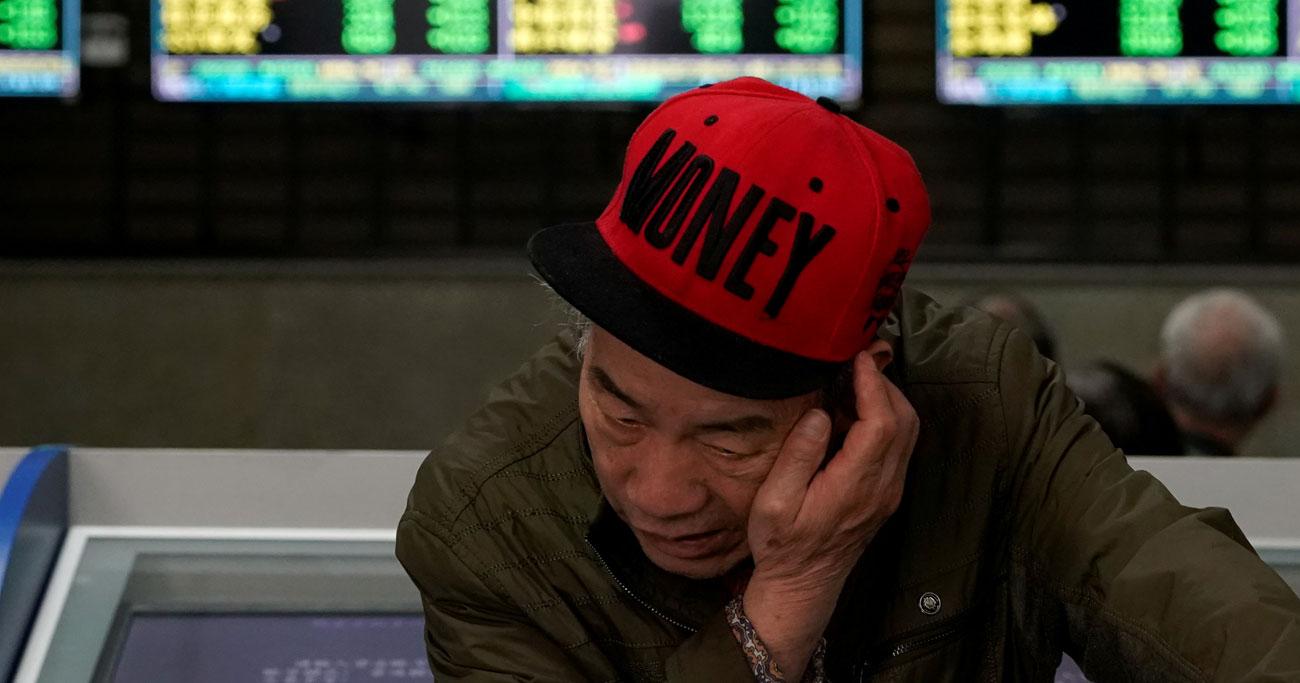 中国個人投資家、株安原因のトランプ投稿把握できず