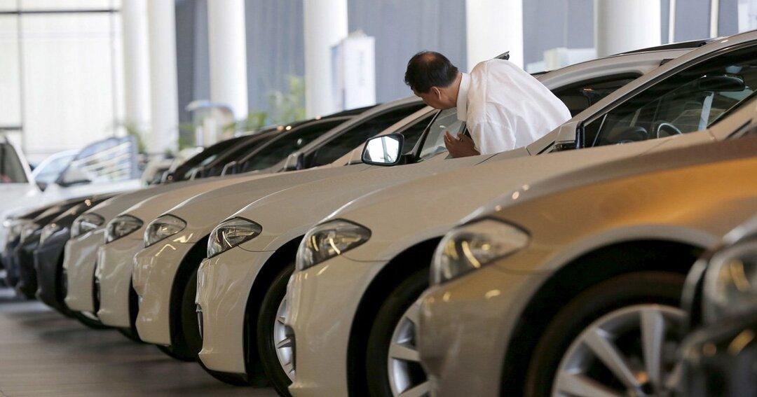 北京自動車販売店