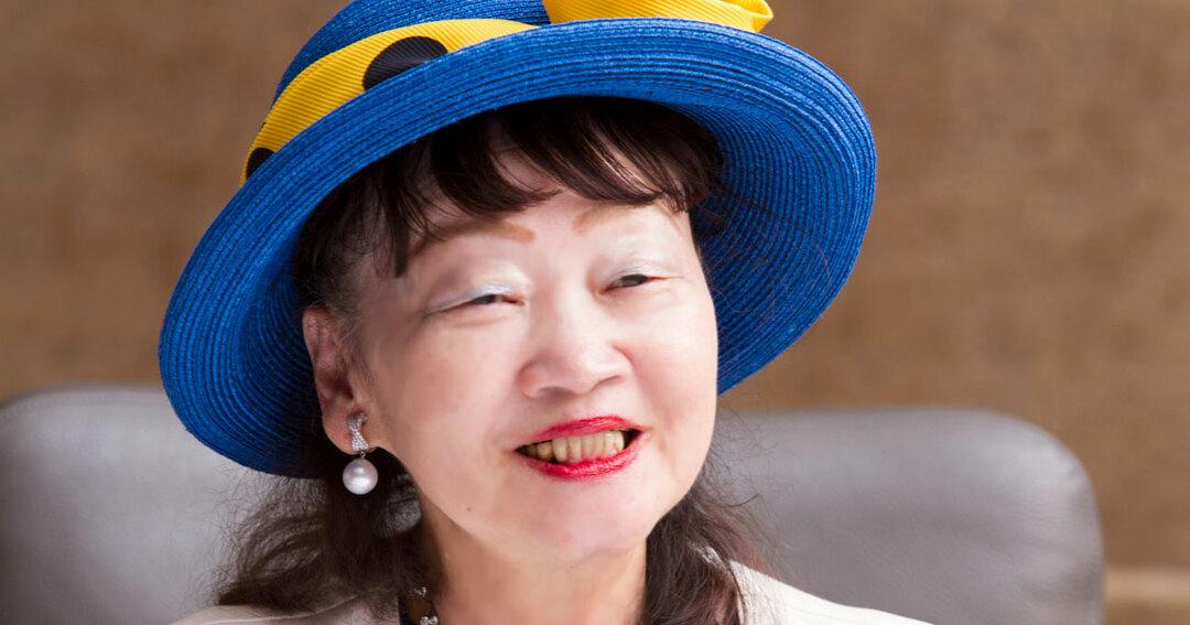 アパホテルの元谷芙美子社長