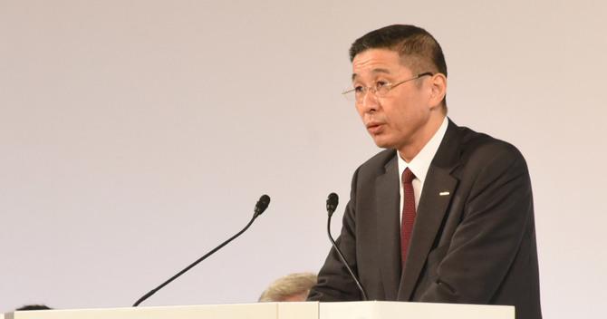 西川廣人社長兼CEO