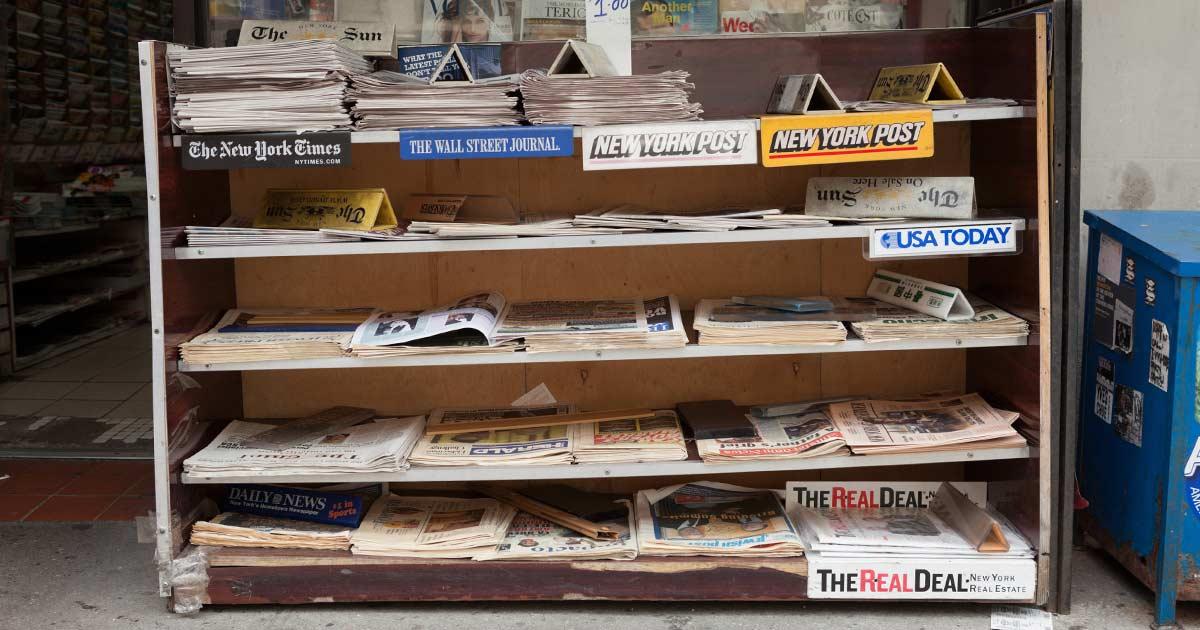米新聞業界にファンド勢攻勢、リストラ容赦なし