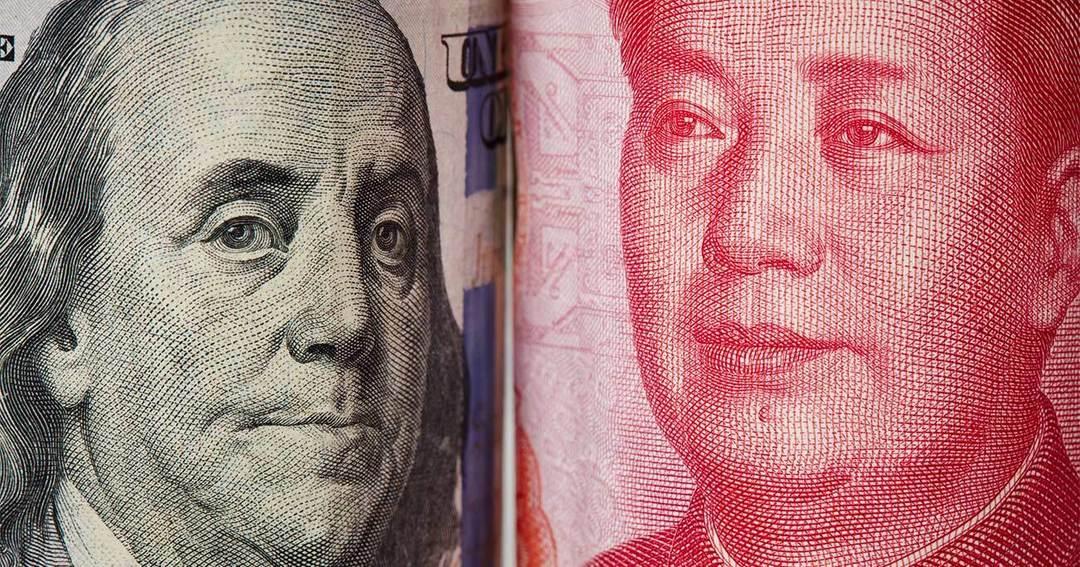 米中金融デカップリング