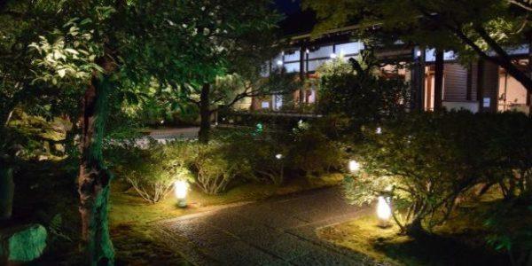 京都にある高台寺塔頭の圓徳院
