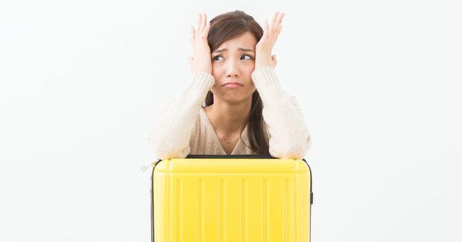 海外旅行ではありえないミスが起きることも…