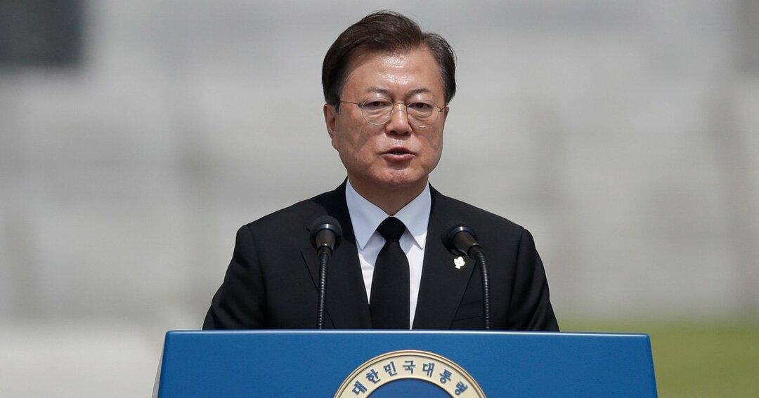 文在寅大統領,韓国