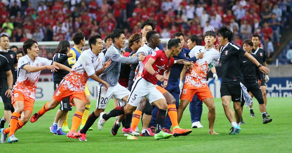 済州と浦和のサッカー乱闘騒ぎ、キレて良いことなんか一つもない(下)