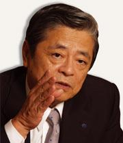 日本興亜損害保険社長 兵頭 誠
