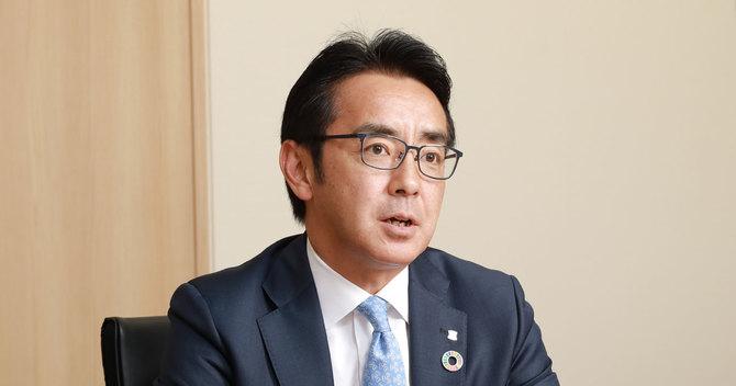 ローソン社長 竹増貞信氏