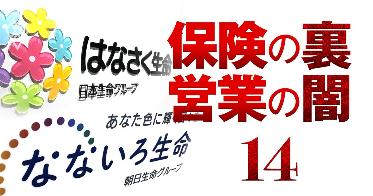 日本生命が子会社はなさくの販路拡大「ゴリ押し」、なないろも参戦で代理店大乱戦