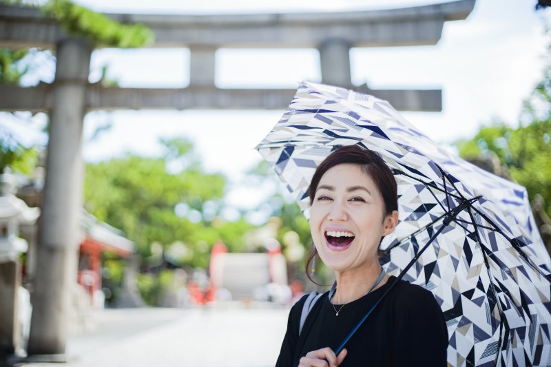関西在住なら一度は行っておきたい大阪一の神社