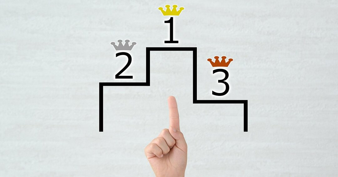 「目先の勝ちを追い求める人」が「負けても力を蓄える人」に結局勝てないワケ