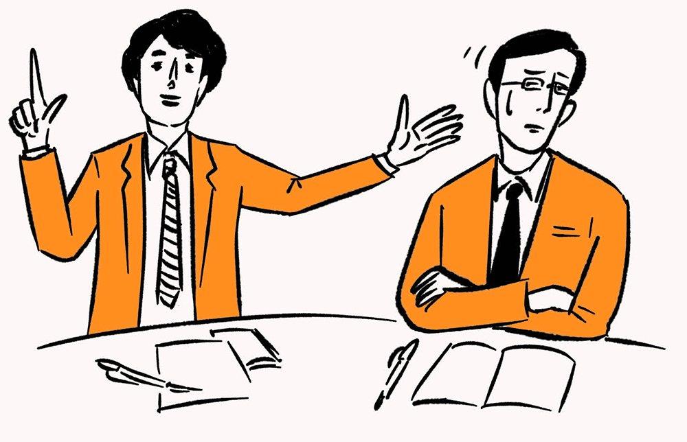 ビジネスシーンで劇的に印象が上がる3つのキャラクターの演じ分けとは?