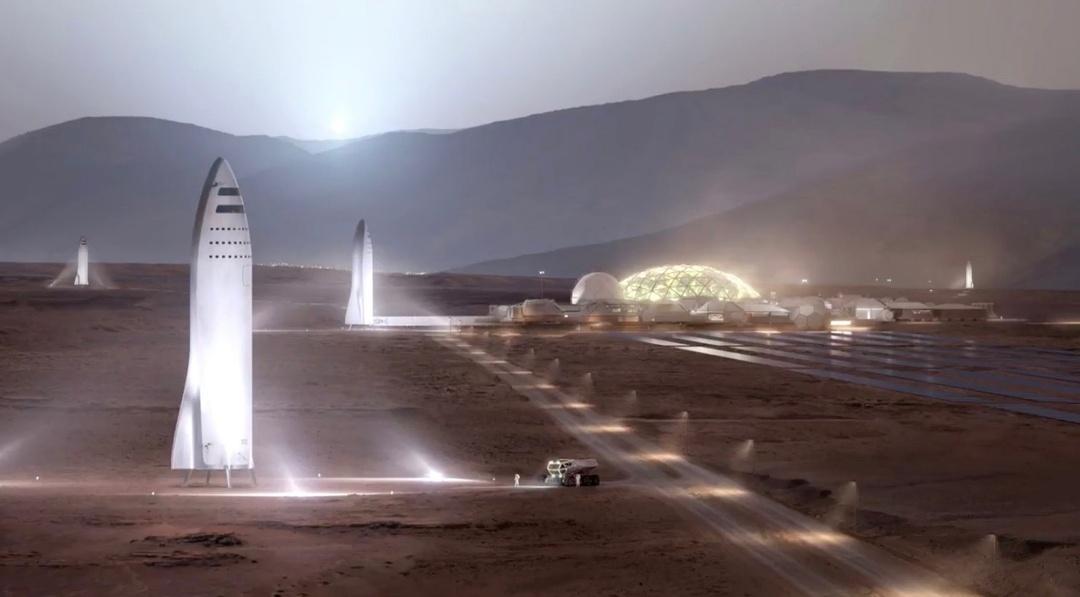 イーロン・マスクが描く「火星移住計画」の衝撃<br />