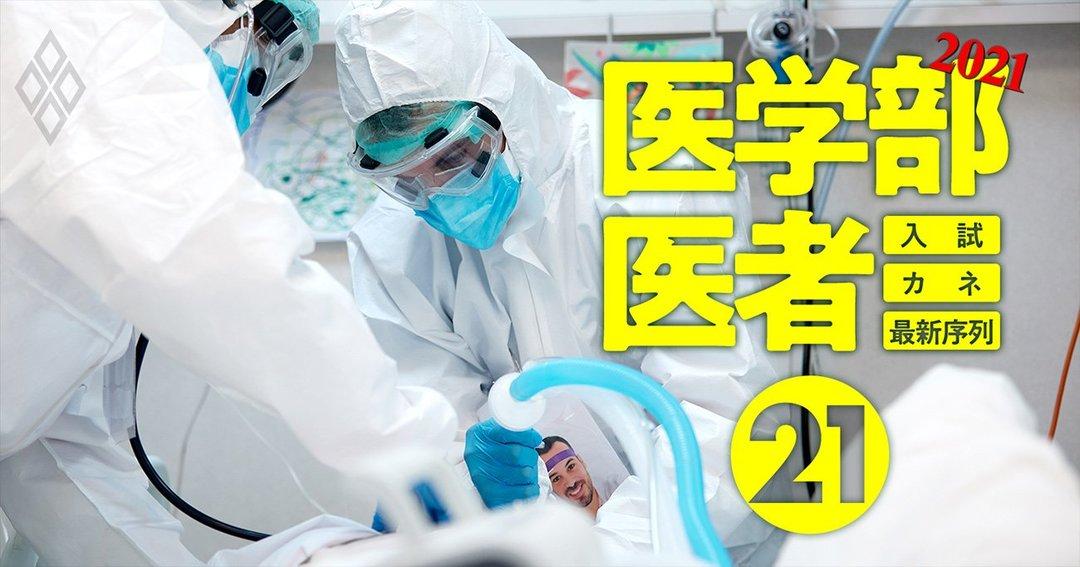 医学部&医者2021入試・カネ・最新序列#21