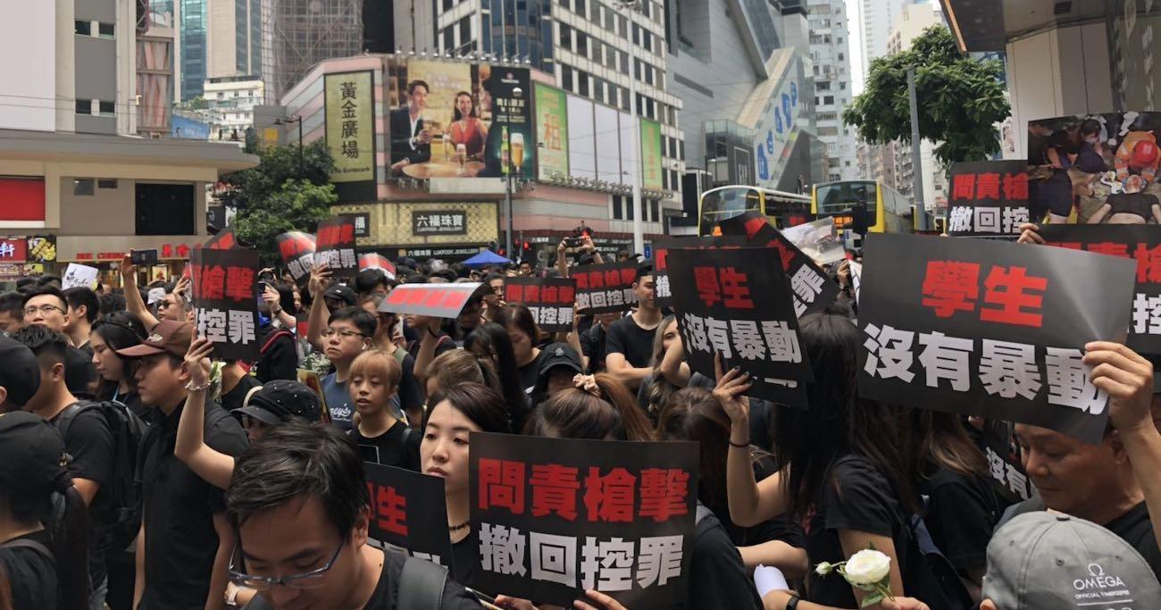 香港デモ現場ルポ、習近平が「香港200万人抗議」を恐れる理由
