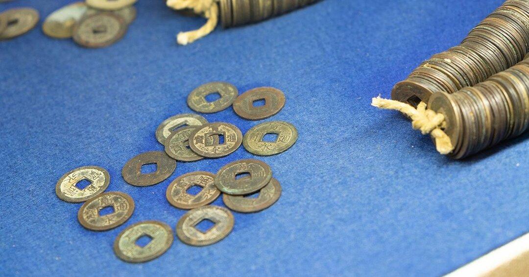 「和同開珎が日本最古の流通貨幣」は<br />大間違い!