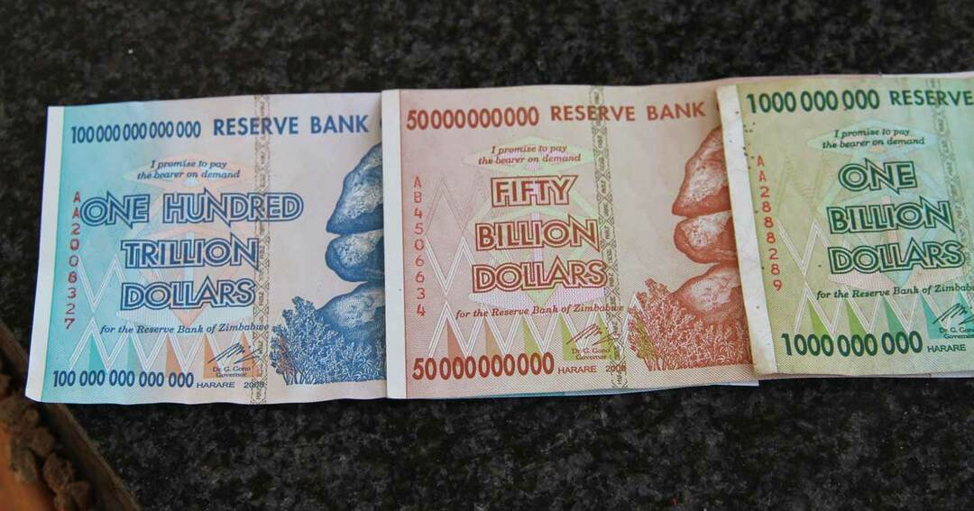 ジンバブエ・ドル