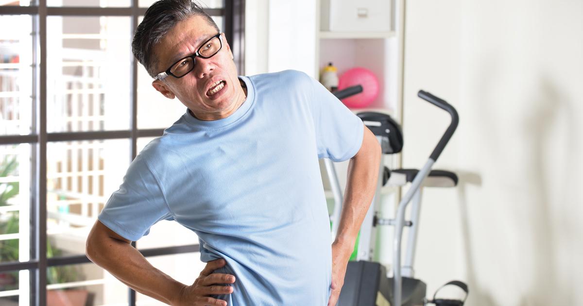 トレーニングに励むほうが体に悪い場合がある
