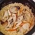 かきめし――広島産牡蠣の旨みがご飯に凝縮。炊きあがる前から食欲をそそる!!