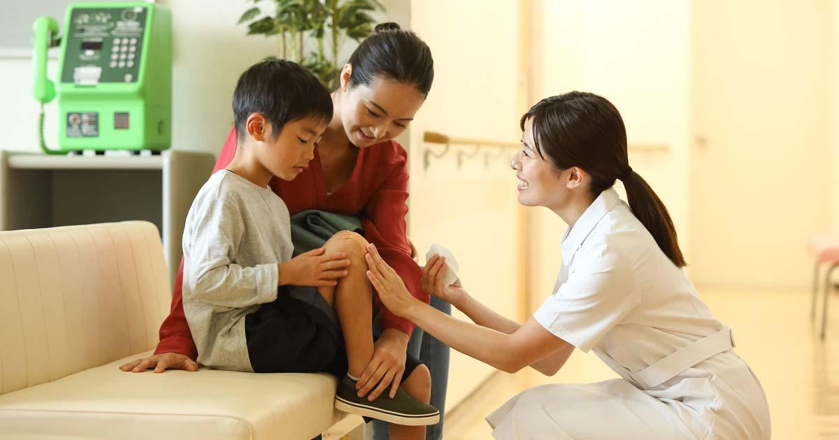 帰省・旅行中はタダにならない子どもの医療費を、後で全額取り戻す法