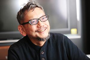 庵野秀明監督が初めて語る経営者としての10年(下)