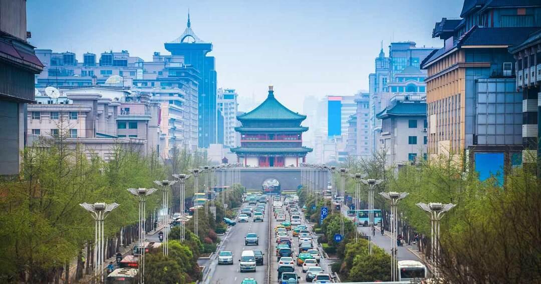 中国「一帯一路」の要所・西安で見た、めまいを覚える進化ぶり