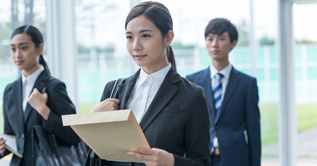 女子学生が選ぶ企業
