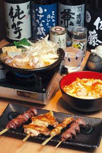 軍鶏鍋 五鉄(ごてつ)