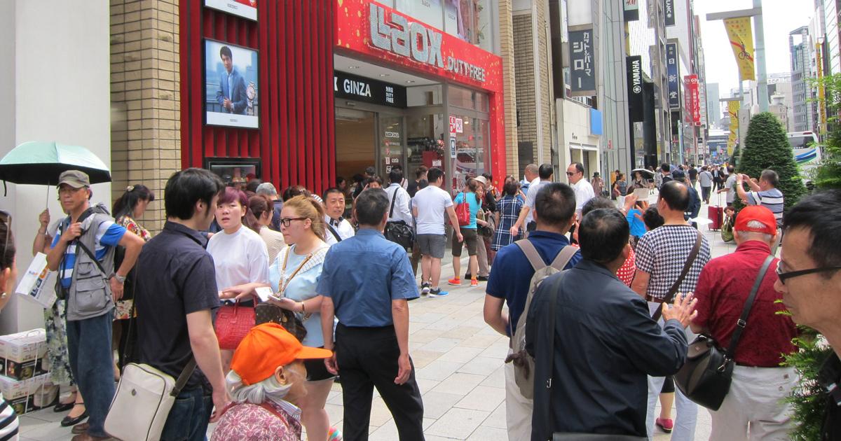中国客の爆買い頼みは危うい!日本が観光立国になるために必要なこと