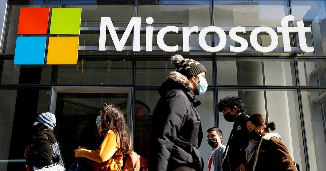 写真:Microsoft store