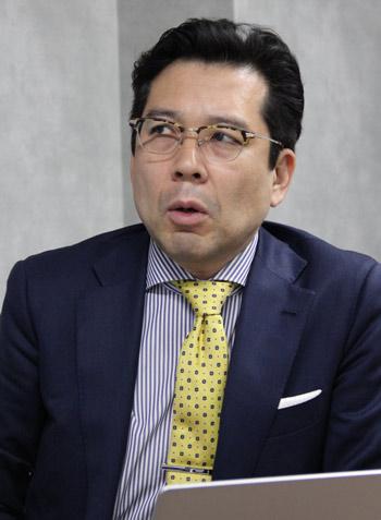 鈴木伸武氏インタビュー