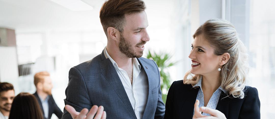 成長している会社の従業員が幸せでいるのはなぜか?