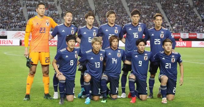 日本代表,エルサルバドル戦