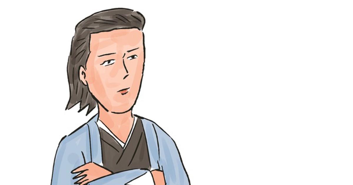 新選組副長「土方歳三」が、どうしても自慢したかった事とは?「やばい」から、日本の歴史が見えてくる!