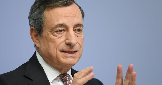 ECBのドラギ総裁