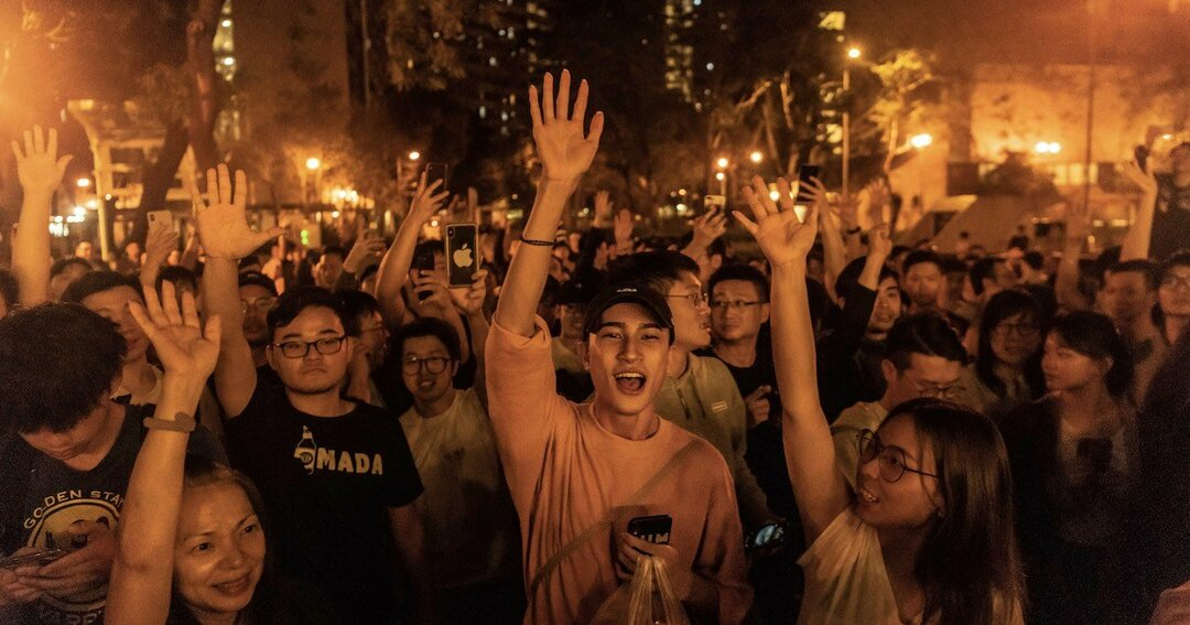 香港デモに「暴力はダメ」と安易に考える人に伝えたい大事なこと