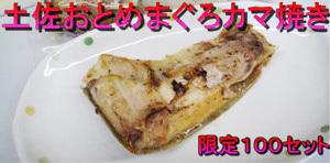 「おとめマグロのカマ焼き」がもらえる「高知県室戸市」
