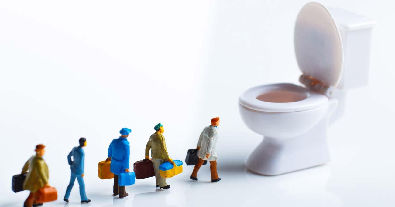 「トイレの混雑」を改善したリクルートの超アナログな方法