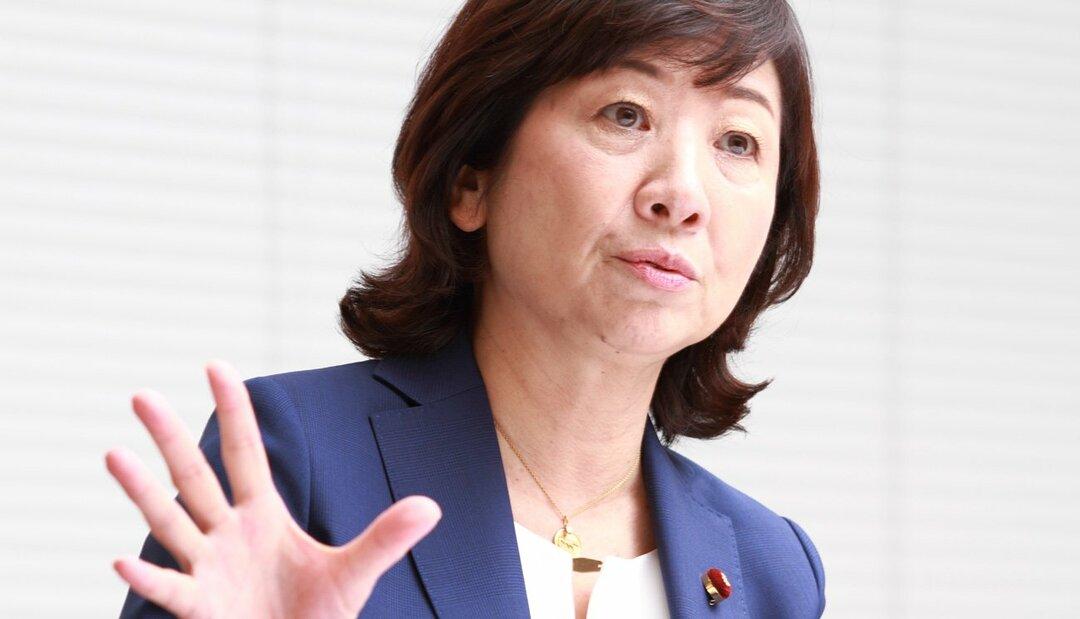 野田聖子幹事長代行は「『子ども』を政策の中心にすえる」とダイヤモンド編集部のインタビューで語った