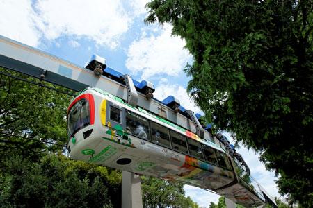 上野動物園モノレールが廃止の危機にさらされています。