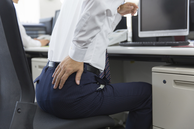 腰痛がなかなか治らない理由を脊髄外科医に聞いてみた