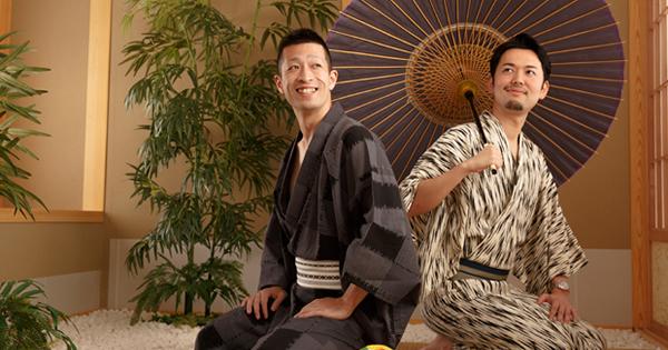 退職代行サービス「EXIT」を運営する新野俊幸さん(28)と岡崎雄一郎さん(29)