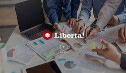 リベルタはフットケア用品や化粧品、トイレタリーグッズなどを手掛ける企業。