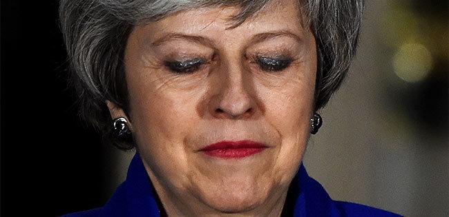 イギリスのメイ首相