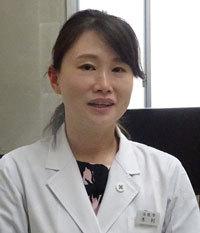 千葉大学附属法医学教育研究センターの本村あゆみ医師