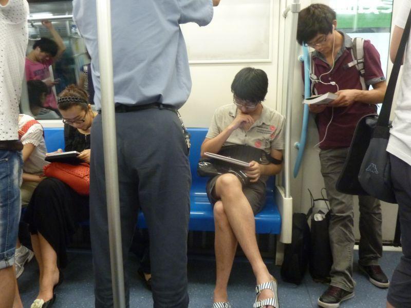 ゲーム目当ての富裕層が引っ張る<br />中国のスマートフォン革命第一幕