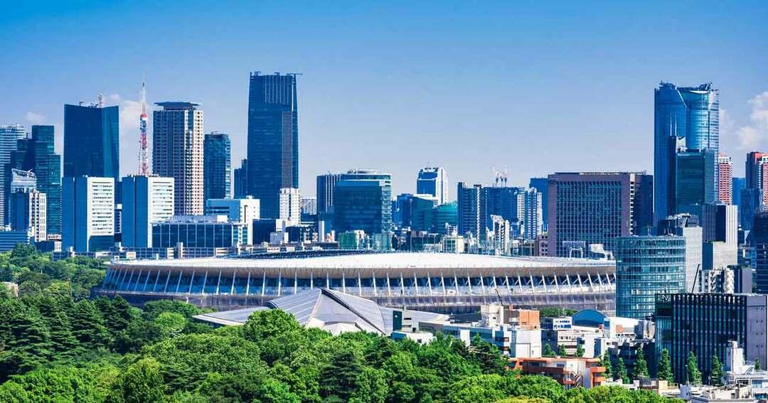 東京五輪公式ツアー