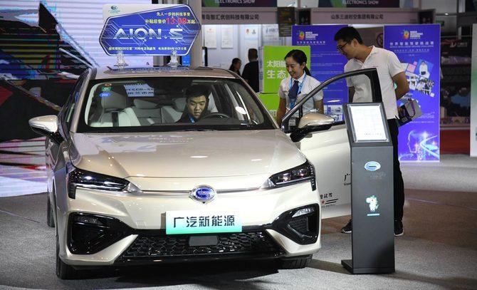 広州汽車の電気自動車(EV)「Aion S」には日本電産の駆動用モーターが搭載され、すでに発売されている。日本電産は「実車が走ることでモーターの信頼が高まる」は期待する