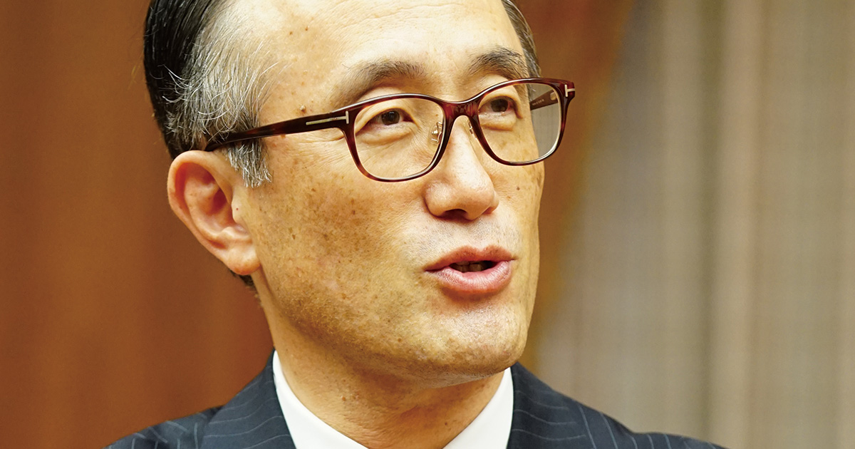 三菱UFJ銀、突然の交代で就任した新頭取に聞く「変革」